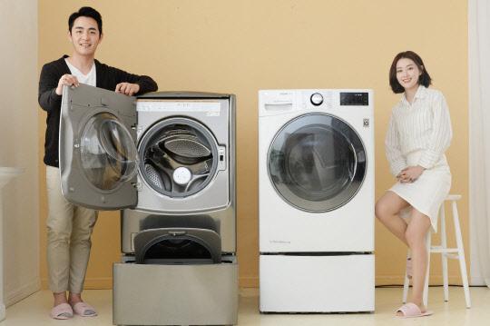 10년전 세탁기와도 찰떡궁합…통 커진 '트롬 미니워시`